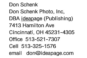 Don Schenk Contact